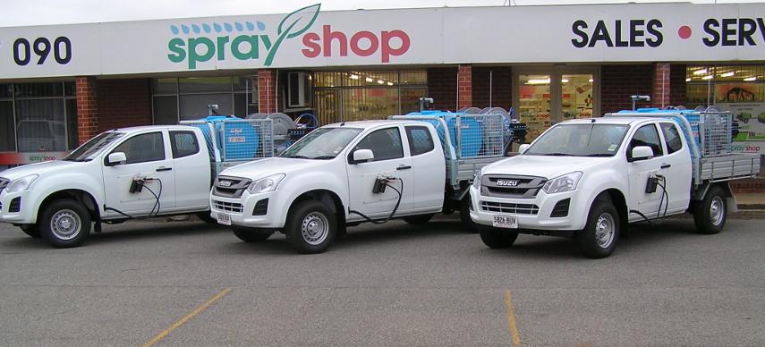 Sprayshop Cars